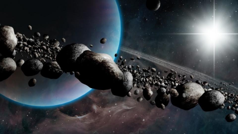 Сатурн или как се шлифоват диаманти