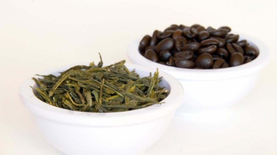 Комбинация на кафе и зелен чай за здраво сърце