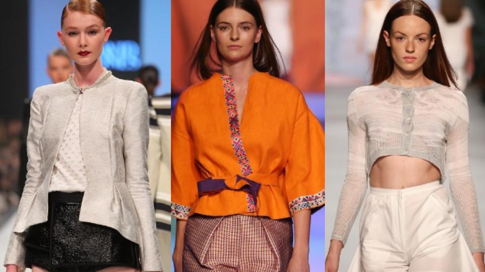 Модели от различни колекции за пролет/лято 2013