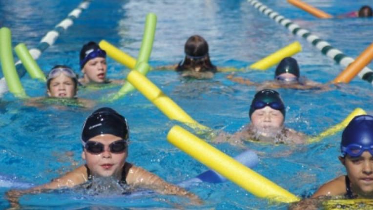 деца спорт