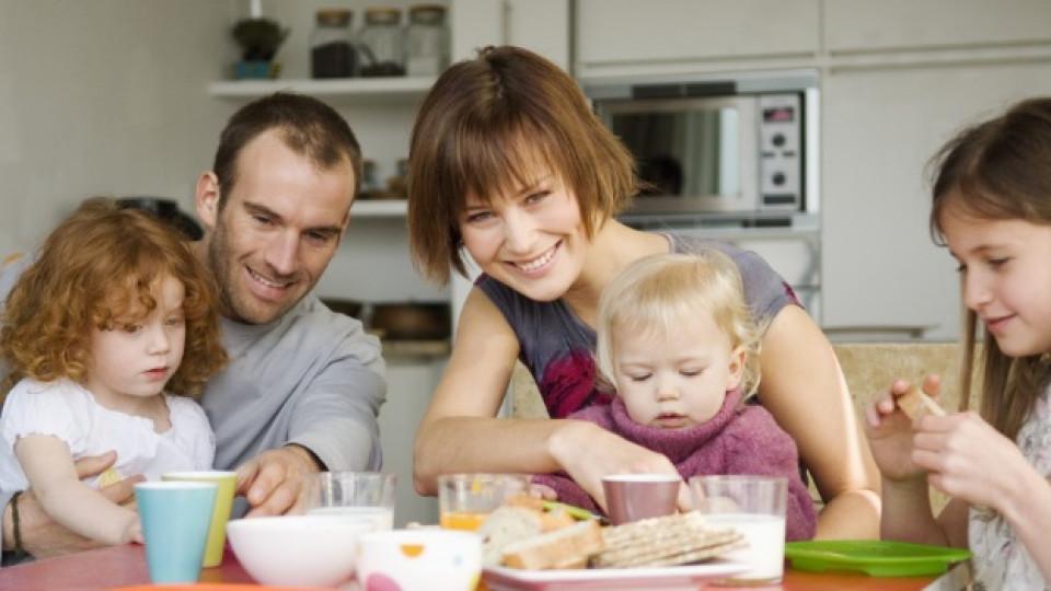 Защо калцият е важен елемент за децата?