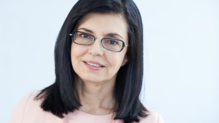 Меглена Кунева политик интервю стилна жена успех имидж Европейски съюз