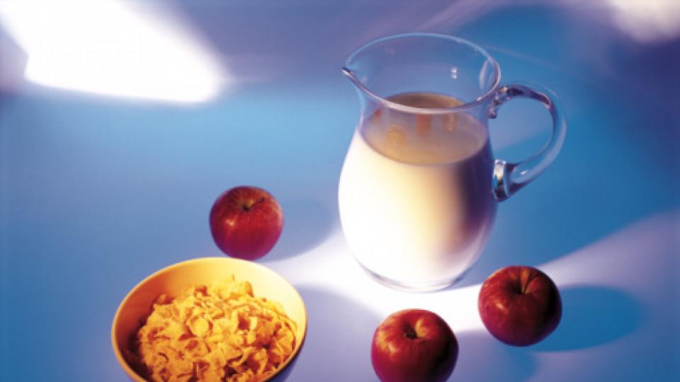 Как да си осигурим калций чрез храната? Част 1