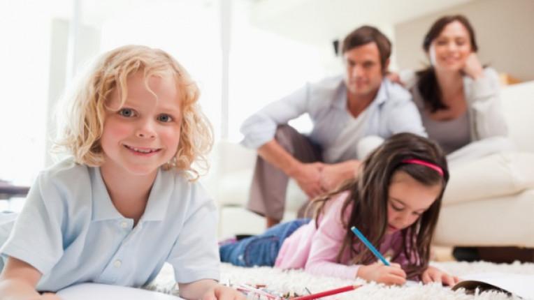 деца семейство рисунки психологически анализ характер страхове символика животни възпитание