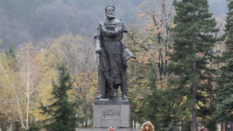 Христо Ботев национален празник свобода чета Радецки битка почит Околчица