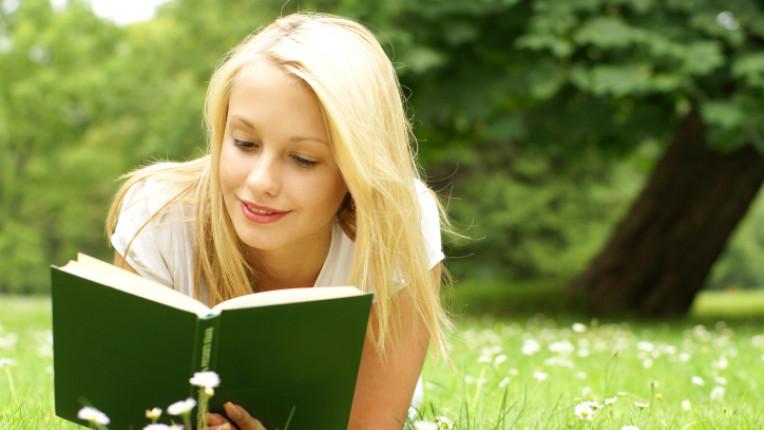 книга книги четене парк почивка