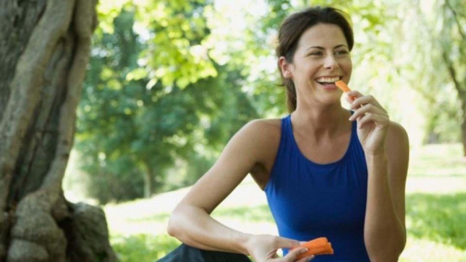 Здравословното хранене по-важно от личния живот