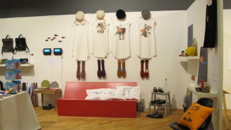 Sofia Design Week фестивал дизайн изложби ателие Балкани изкуство занаят