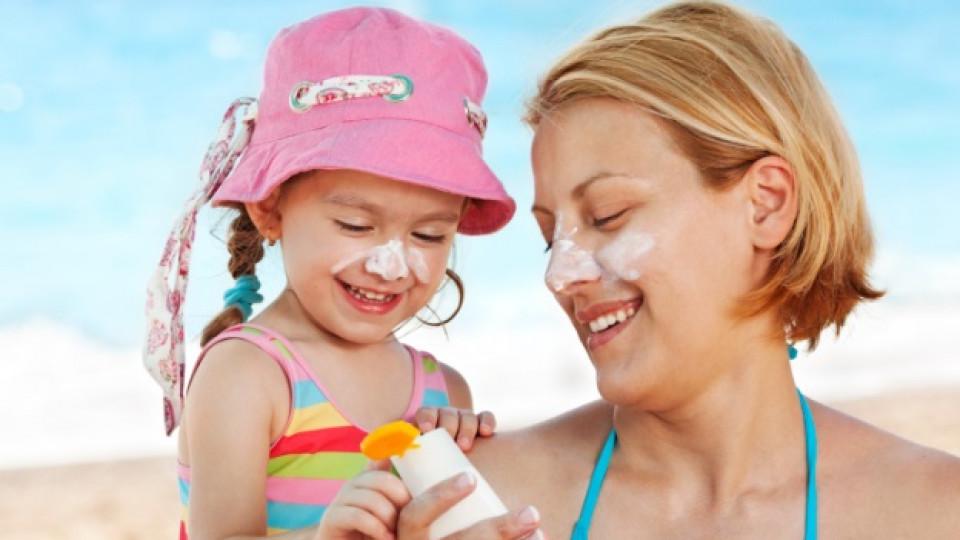 За и против слънцезащитните кремове