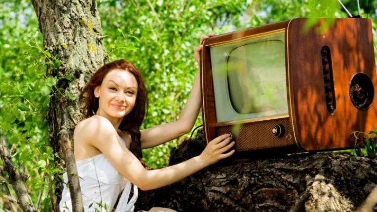 телевизор лято кино