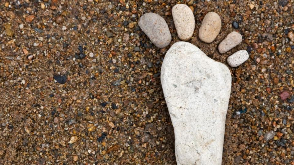 Стъпки в пясъка