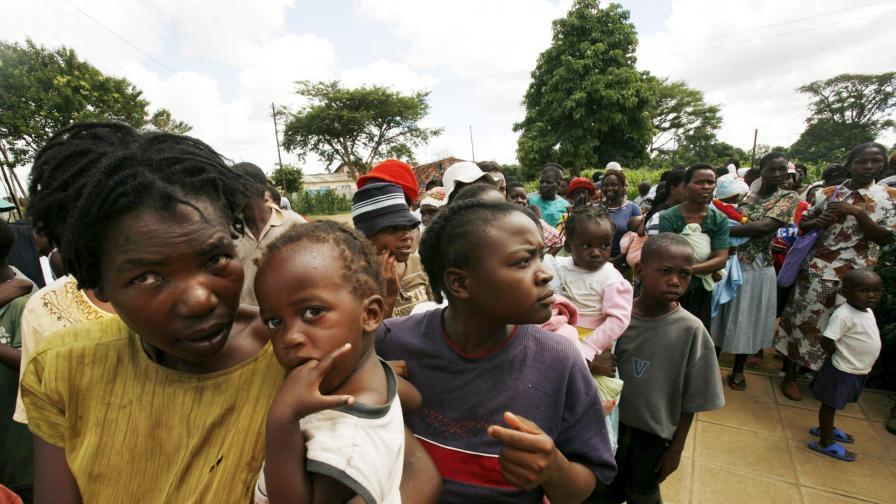 10 души загинаха от холера в бежански лагер в Кения