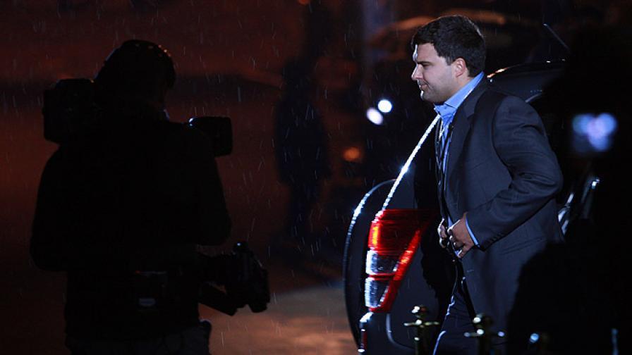 Тодор Славков ще води политически разговори с Емил Кошлуков.