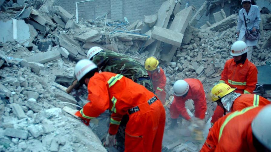 Над 240 000 души загинали при бедствия през 2008 г.