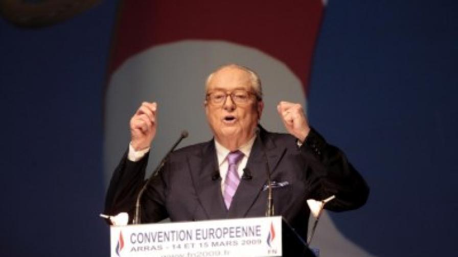 Възможно е Льо Пен да открие новия Европарламент