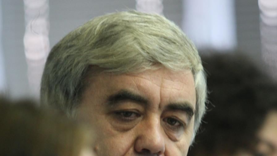 Красимир Кънев - председател на Българския хелзинкски комитет