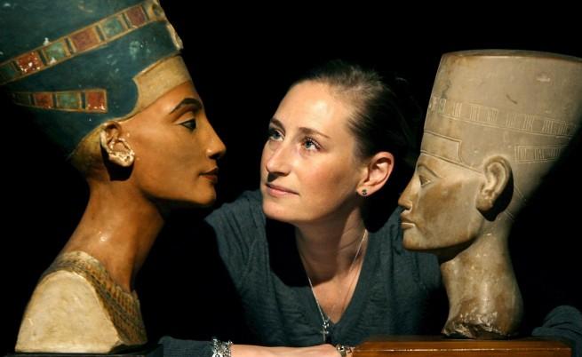 Нефертити не била толкова красива