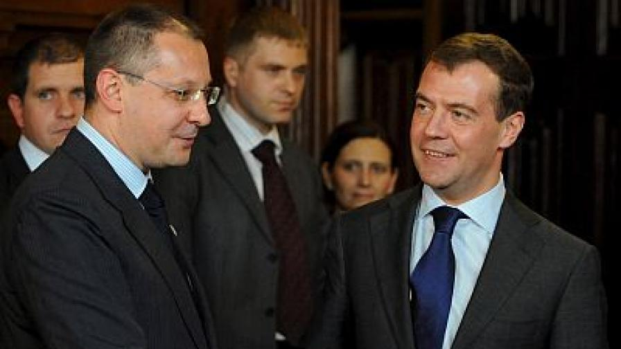 """Договорихме се в Москва за """"Южен поток"""""""