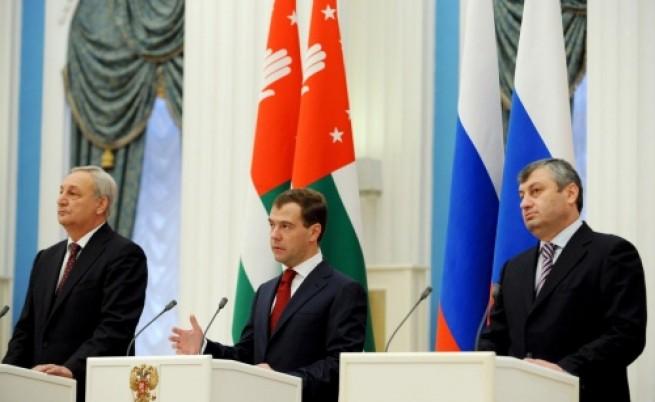 НАТО-Русия: Шпионски скандал