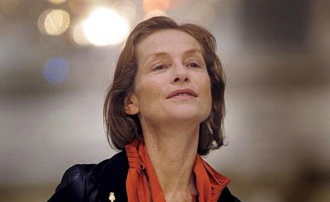 Изабел Юпер - начело на журито в Кан