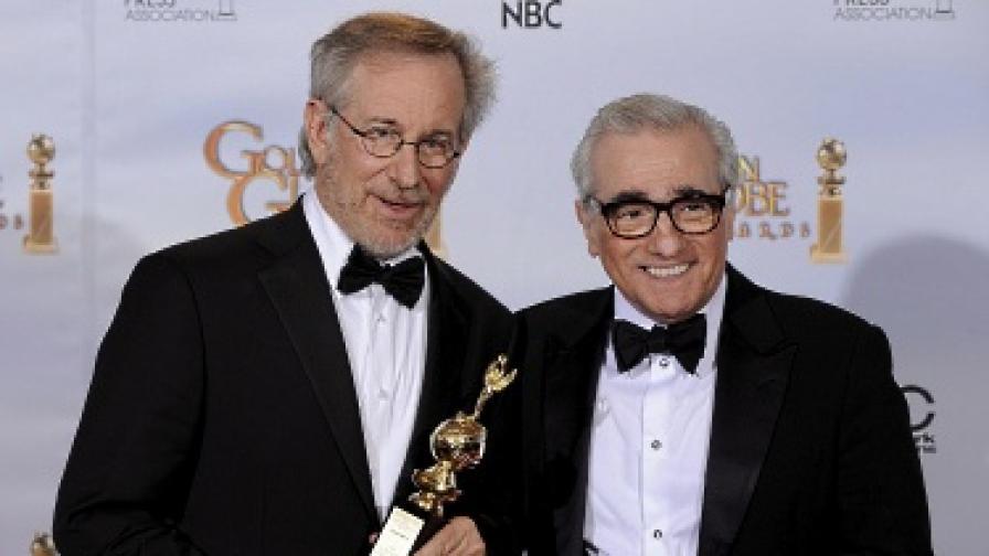 Скорсезе прави филм за Франк Синатра