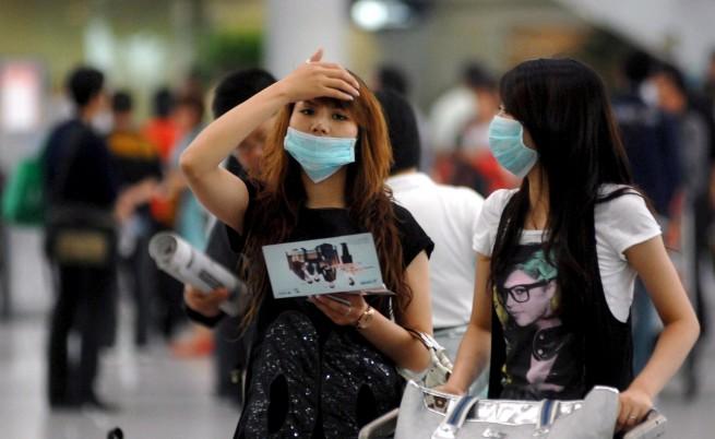 В китайските училища - всяка сутрин преглед за грип