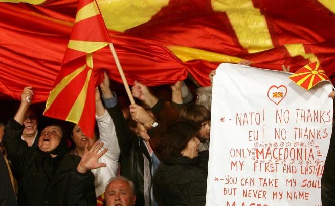 Гърция: Македонският паметник на Александър Велики е смешен