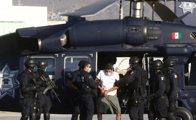 Бандити освободиха над 50 затворници в Мексико