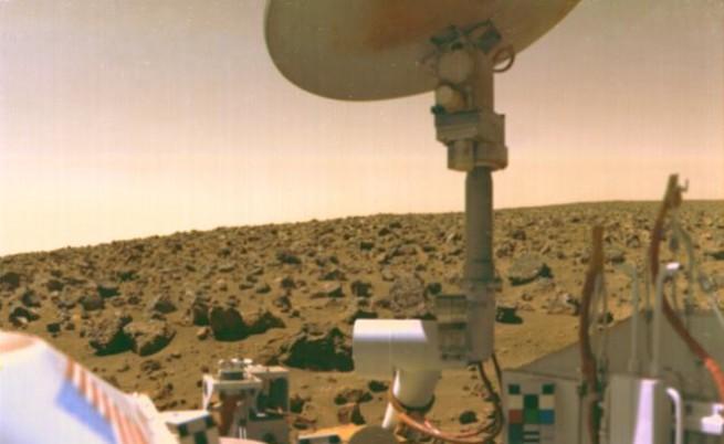 Сондите, търсещи живот на Марс, всъщност са го унищожавали?