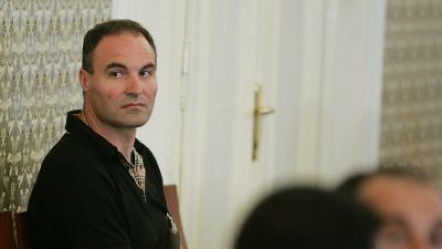 Бащата Тодор Василев