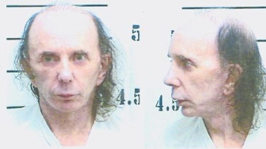 Не давали на Фил Спектър да носи перуки в затвора - Развлечения | Vesti.bg