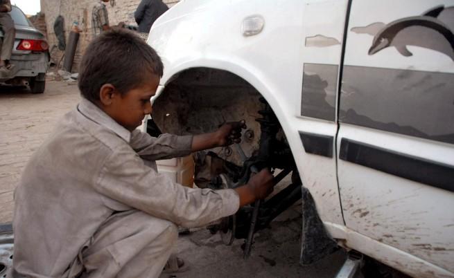 Момичетата на фокус в Деня срещу детския труд