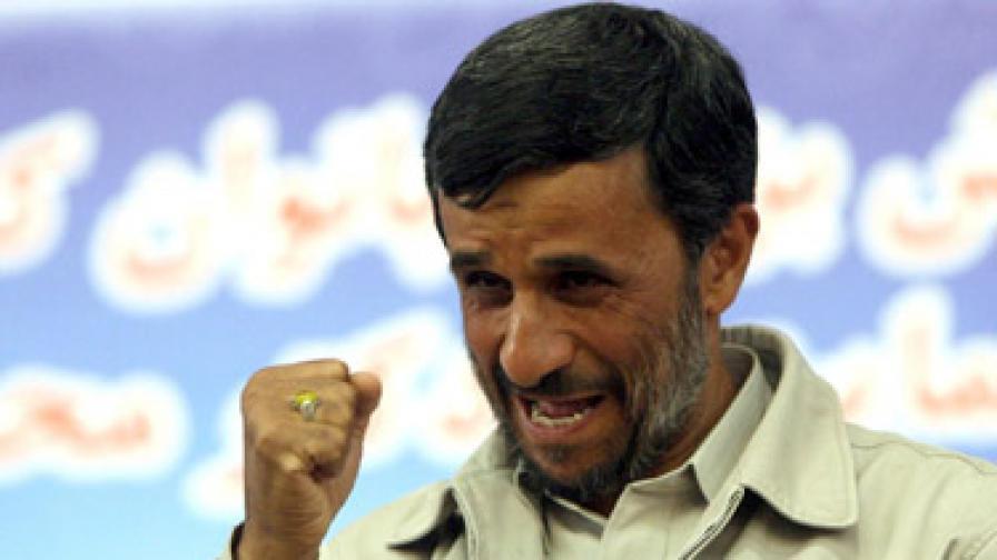 Махмуд Ахмадинеджад спечели в Иран