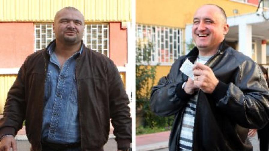 Галеви са вече на свобода срещу 100 хил. лв.