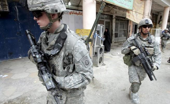 Увеличава се алкохолизмът сред американските войници