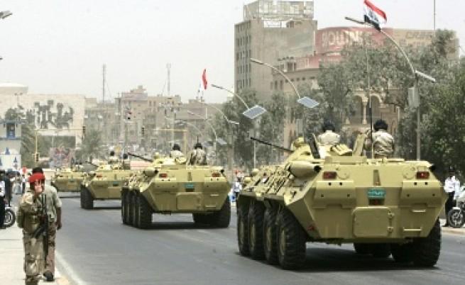Празник в Ирак за оттеглянето на американците