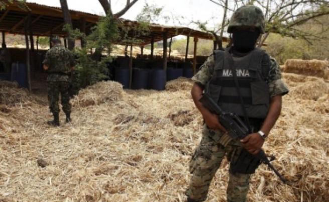Четирима обезглавени в Мексико