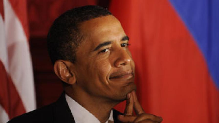 Обама се срещна с руски дисиденти