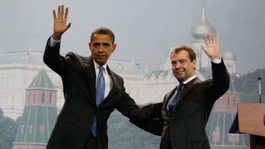 САЩ и Русия продължават проекта СТАРТ