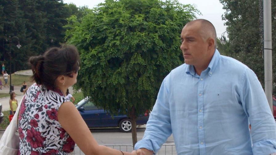 Борисов: Аз работя по-добре с жени