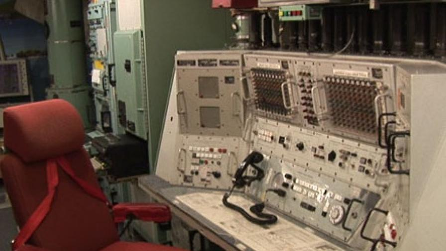 Американска ядрена база стана музей