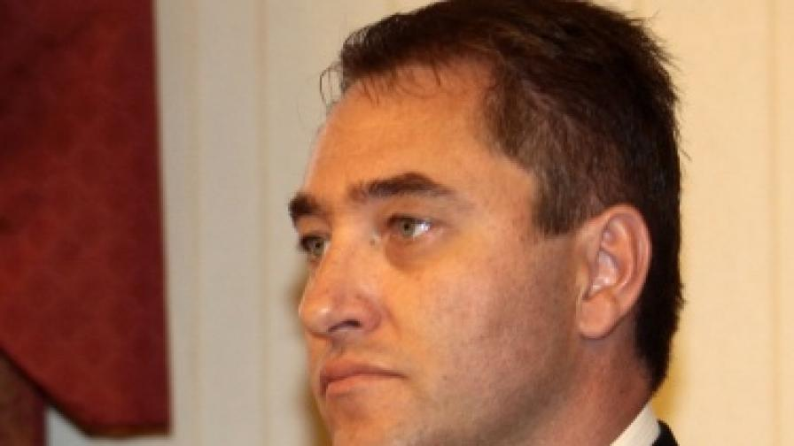 Изпълнителният директор на Пощенска банка и заместник-председател на АББ Асен Ягодин