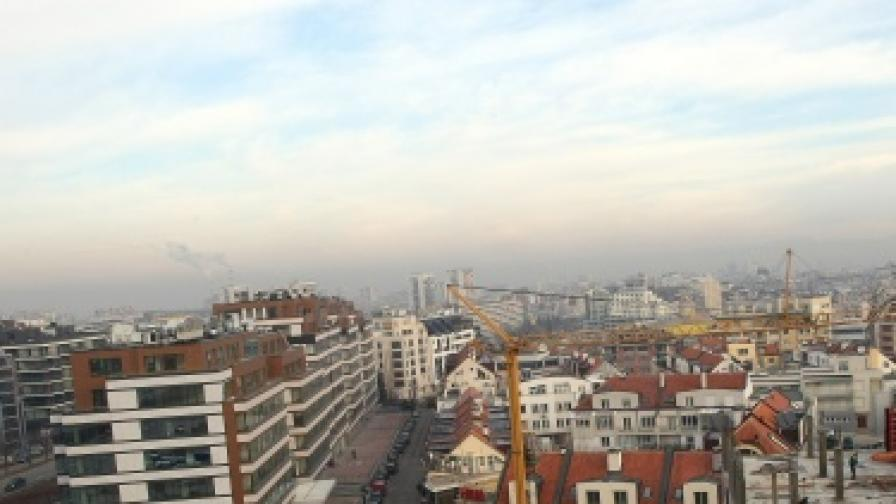 Рязък спад в сделките с недвижими имоти