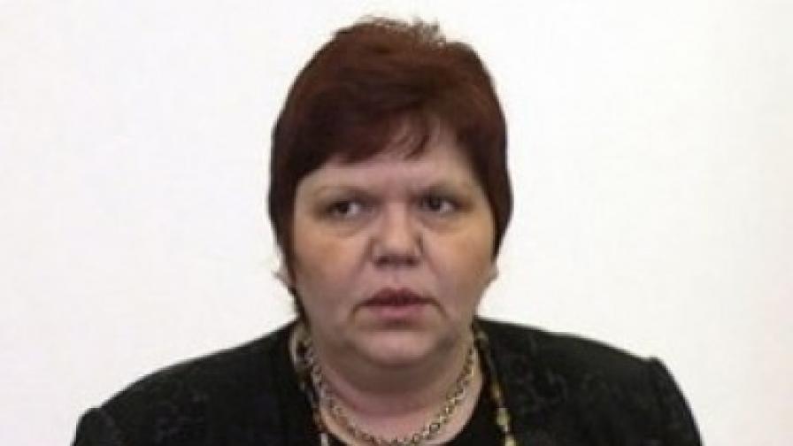 Ирена Кръстева взе и Би Би Ти