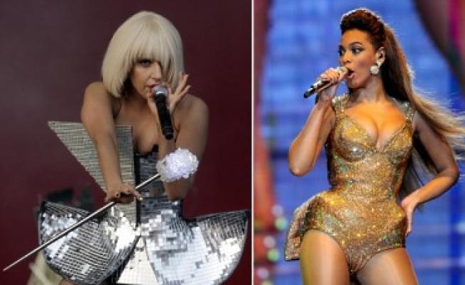 Бийонсе и Лейди ГаГа с по 9 номинации от MTV за клипове