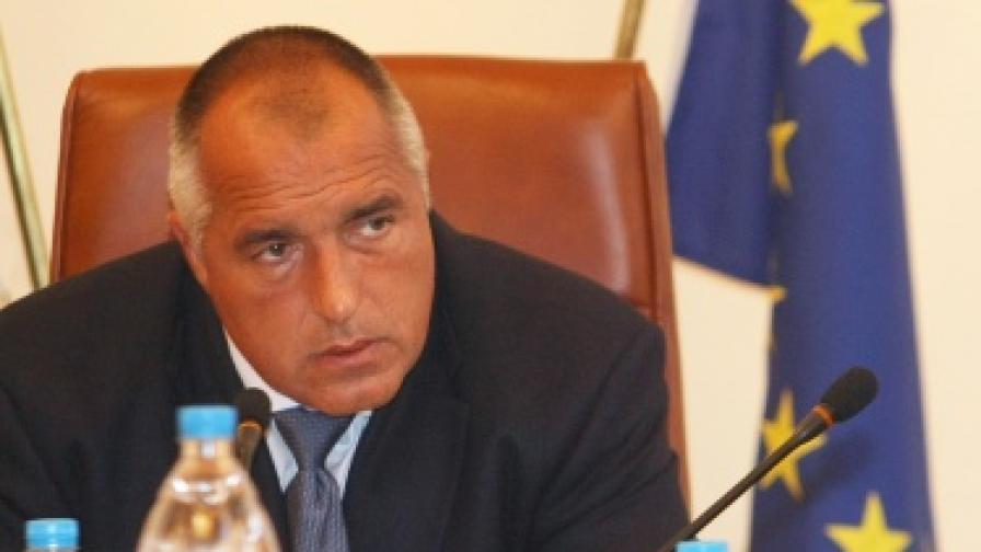 Борисов: Да си премиер е 10 пъти по-лесно