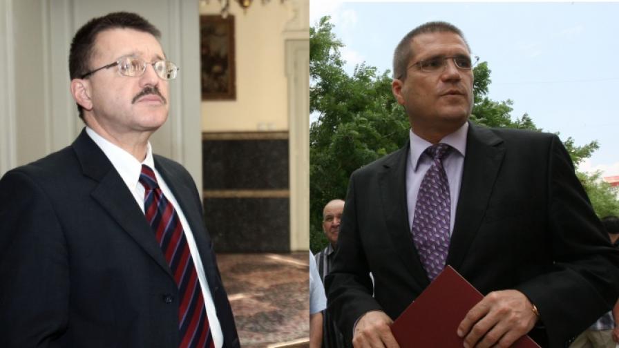 Бойко ноев, Николай Цонев