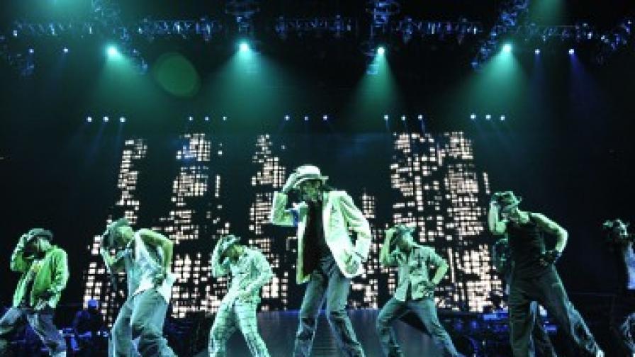 Нов кадър от репетициите на Джако за несъстоялото се негово турне