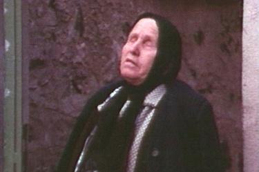 """Баба Ванга в кадър от филма на Невена Тошева """"Феномен"""""""