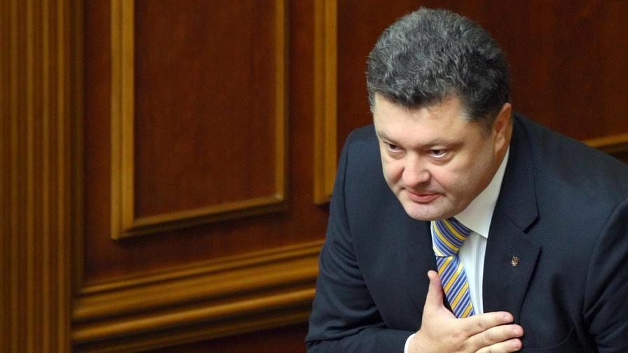 Сладкар стана външен министър в Украйна